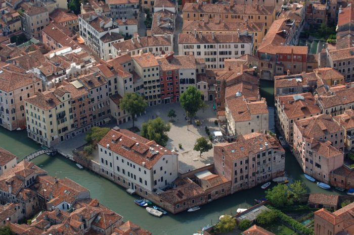 9AM – Campo della Fava – Venice and its Jewish Ghetto